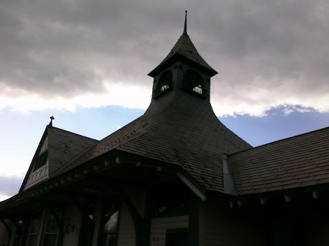 Westport depot