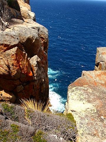Barn Hill cliffs