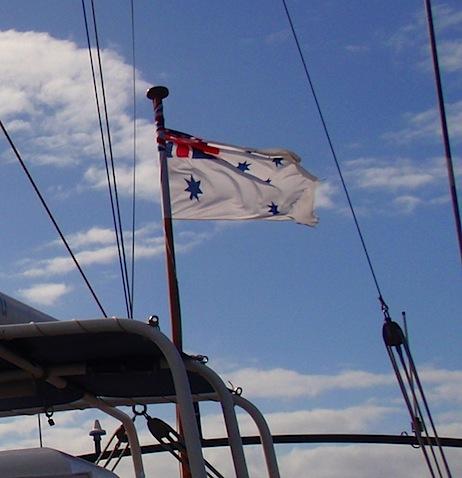 Naval Flag